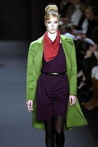 Bill Blass Fall 2007 Ready-to-wear Collections - 002
