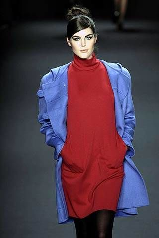 Bill Blass Fall 2007 Ready-to-wear Collections - 003