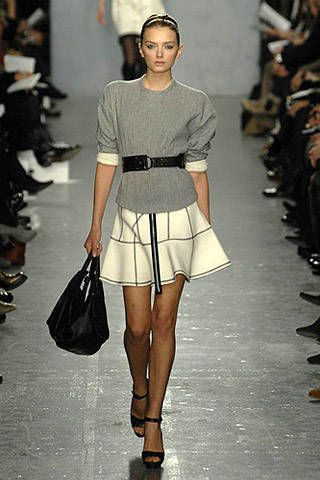 Derek Lam Fall 2007 Ready-to-wear Collections - 002