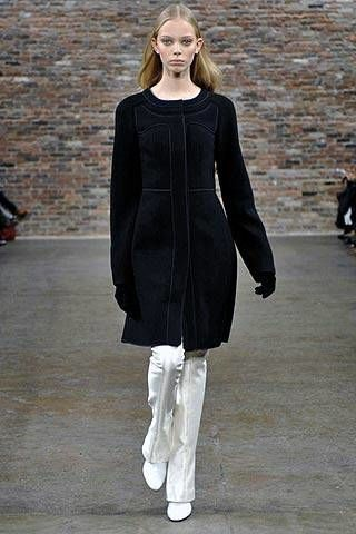 Narciso Rodriguez Fall 2007 Ready-to-wear Collections - 002