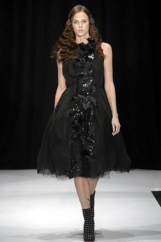Rodarte Fall 2007 Ready-to-wear Collections - 002
