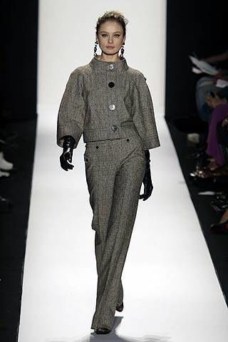 Badgley Mischka Fall 2007 Ready-to-wear Collections - 002