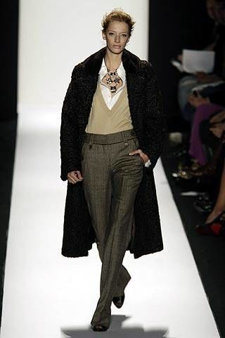 Badgley Mischka Fall 2007 Ready-to-wear Collections - 003