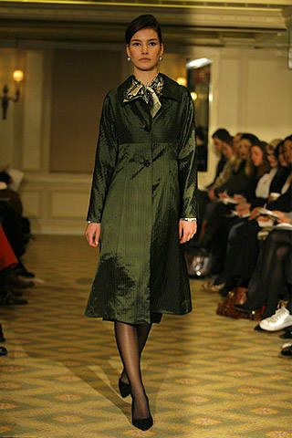 Barbara Tfank Fall 2007 Ready-to-wear Collections - 002