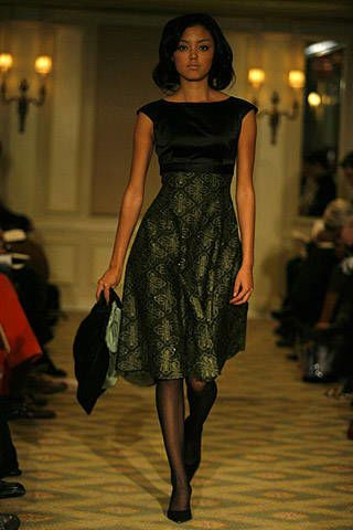 Barbara Tfank Fall 2007 Ready-to-wear Collections - 003