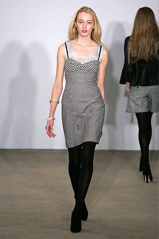 Cynthia Steffe Fall 2007 Ready-to-wear Collections - 003