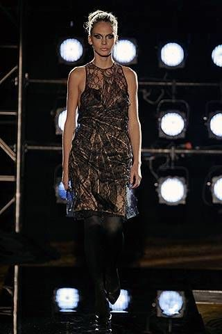 Douglas Hannant Fall 2007 Ready-to-wear Collections - 002