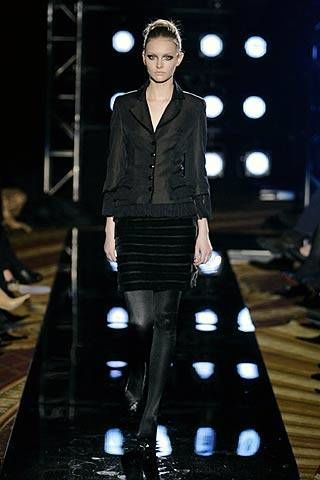 Douglas Hannant Fall 2007 Ready-to-wear Collections - 003