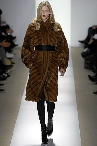 J. Mendel Fall 2007 Ready-to-wear Collections - 003