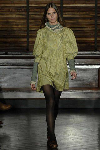 James Coviello Fall 2007 Ready-to-wear Collections - 002