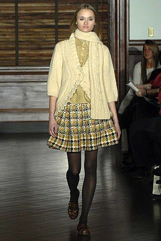 James Coviello Fall 2007 Ready-to-wear Collections - 003