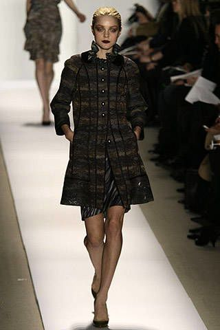 Peter Som Fall 2007 Ready-to-wear Collections - 002