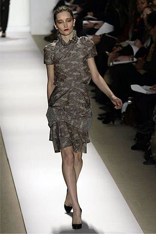 Peter Som Fall 2007 Ready-to-wear Collections - 003