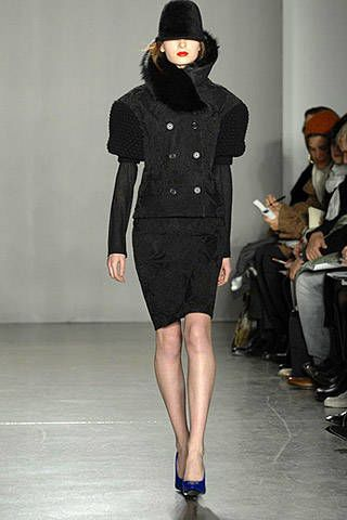Proenza Schouler Fall 2007 Ready-to-wear Collections - 002