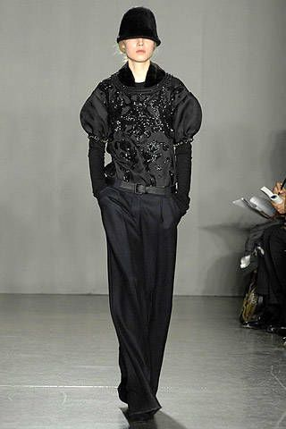 Proenza Schouler Fall 2007 Ready-to-wear Collections - 003
