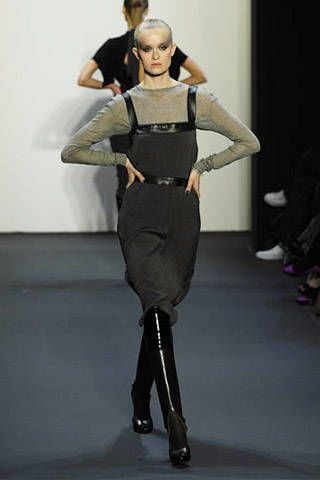 Toni Maticevski Fall 2007 Ready-to-wear Collections - 002