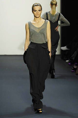 Toni Maticevski Fall 2007 Ready-to-wear Collections - 003