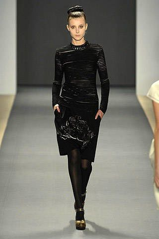Vivienne Tam Fall 2007 Ready-to-wear Collections - 003