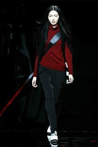 Y-3 Fall 2007 Ready-to-wear Collections - 003
