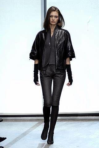 Zero + Maria Cornejo Fall 2007 Ready-to-wear Collections - 002