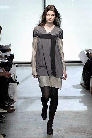 Zero + Maria Cornejo Fall 2007 Ready-to-wear Collections - 003