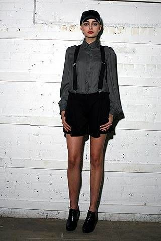 Alexander Wang Fall 2007 Ready-to-wear Collections - 003