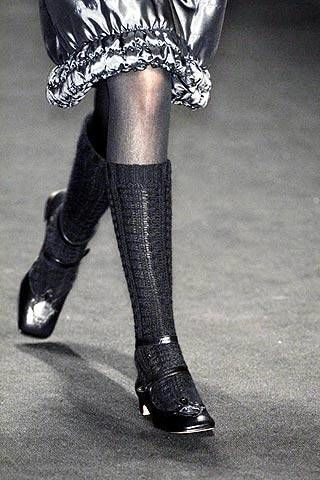 Anna Sui Fall 2007 Ready-to-wear Detail - 002