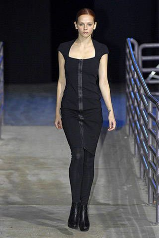 Josh Goot Fall 2007 Ready-to-wear Collections - 003