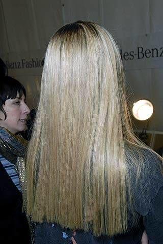 Michael Kors Fall 2007 Ready-to-wear Backstage - 002