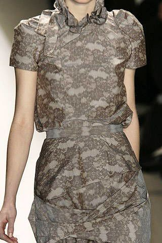 Peter Som Fall 2007 Ready-to-wear Detail - 002