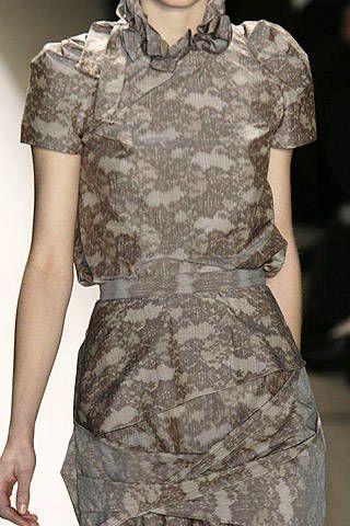 Peter Som Fall 2007 Ready&#45&#x3B;to&#45&#x3B;wear Detail &#45&#x3B; 002