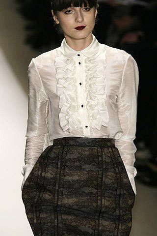 Peter Som Fall 2007 Ready-to-wear Detail - 003