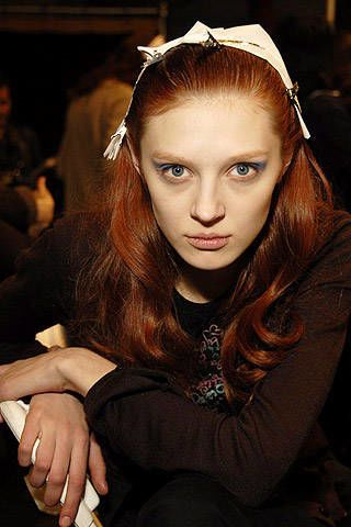 Richard Chai Fall 2007 Ready-to-wear Backstage - 003