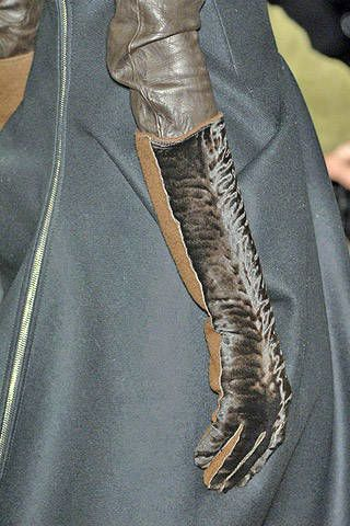 Vera Wang Fall 2007 Ready-to-wear Detail - 002