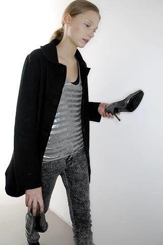 Calvin Klein Fall 2007 Ready&#45&#x3B;to&#45&#x3B;wear Backstage &#45&#x3B; 002
