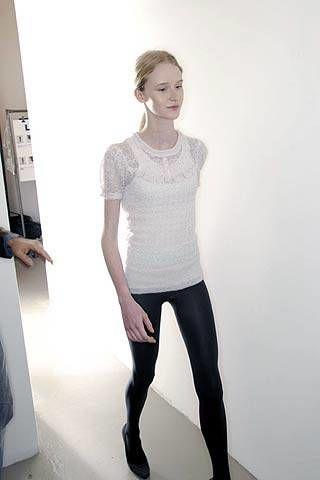 Calvin Klein Fall 2007 Ready&#45&#x3B;to&#45&#x3B;wear Backstage &#45&#x3B; 003