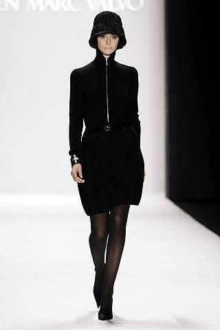 Carmen Marc Valvo Fall 2007 Ready-to-wear Collections - 002