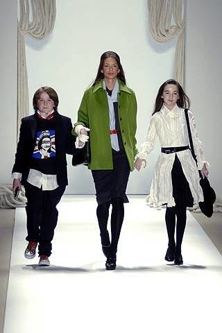Charles Nolan Fall 2007 Ready-to-wear Collections - 002