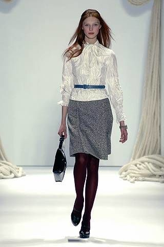 Charles Nolan Fall 2007 Ready-to-wear Collections - 003