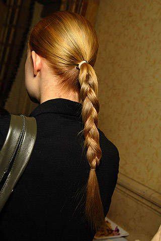 Cynthia Rowley Fall 2007 Ready-to-wear Backstage - 003