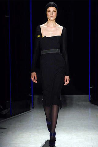 Donna Karan Fall 2007 Ready-to-wear Collections - 002