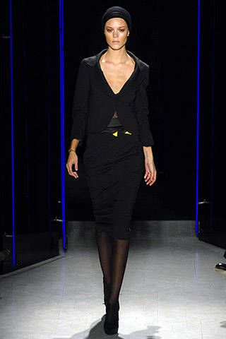 Donna Karan Fall 2007 Ready-to-wear Collections - 003