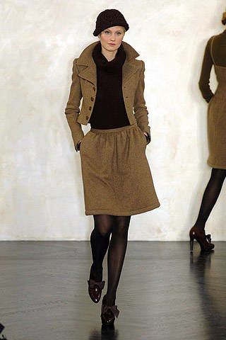 Ralph Lauren Fall 2007 Ready-to-wear Collections - 003