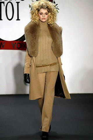 Zang Toi Fall 2007 Ready-to-wear Collections - 002