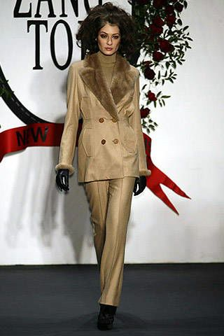 Zang Toi Fall 2007 Ready-to-wear Collections - 003