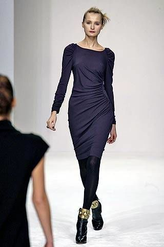 Ben de Lisi Fall 2007 Ready-to-wear Collections - 003