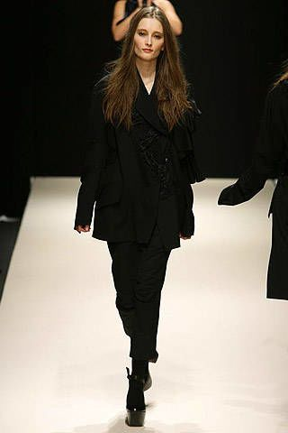 John Rocha Fall 2007 Ready-to-wear Collections - 002