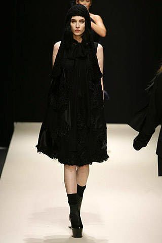John Rocha Fall 2007 Ready-to-wear Collections - 003
