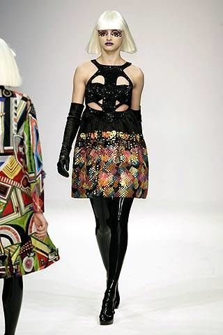 Manish Arora Fall 2007 Ready-to-wear Collections - 002