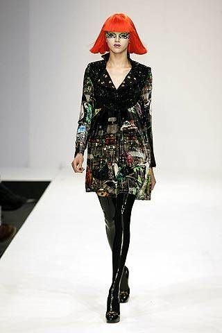 Manish Arora Fall 2007 Ready-to-wear Collections - 003